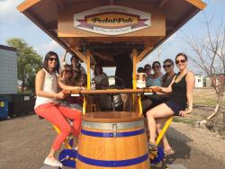 Pedal Pub Twin Cities