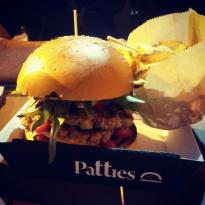 Patties Hamburger Gourmet