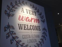 Costa Coffee Eltham