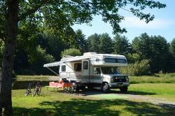 Lake George Escape Campground