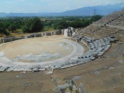 The Archaeological Museum of Philippi