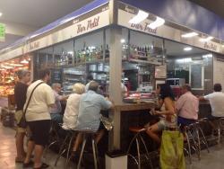Bar Petit - Mercado del Olivar