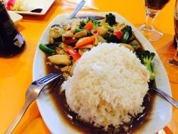 Thai House Wok Sushi