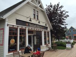 Samuels coffee house