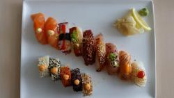 14-bitars Sushi
