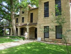 Historic Old Pecos County Jail