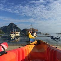 Clear Kayak El Nido