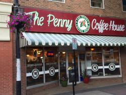 ‪The Penny Coffee House‬