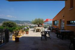 Hotel Le Col de l'Ange-Restaurant Panoragrill