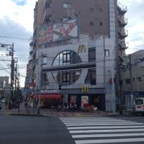 McDonald's Kikukawa Ekimae