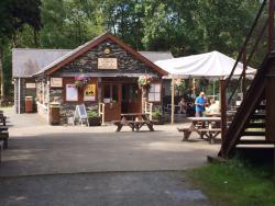 The Dwyryd Tea Room
