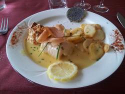 Restaurant les Sablons
