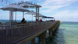 Beach Bar at Newport Pier