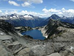 Hidden Lake Peak Trail