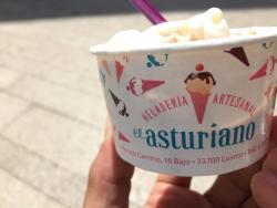 Heladería Artesanal el Asturiano