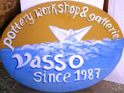 Vasso Art Gallerie Pottery Workshop