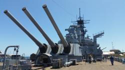 美國海軍愛荷華號紀念艦