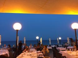 Restaurante Montepiedraplaya