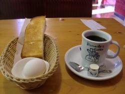 Komeda's Coffee Fushimi