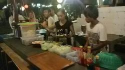 Gili Air Night Market