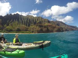‪Napali Kayak - Day Tours‬