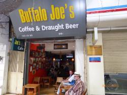 Buffalo Joe's Coffee and Draught Beer