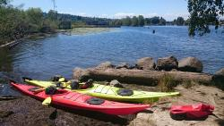 Moss Bay Kayak Paddle Board & Sail Center