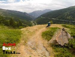 Alpine Bike Trails
