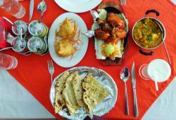 Ruchiindia Restaurant & Guest House