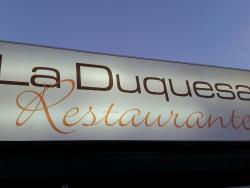 La Duquesa Restaurante