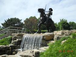 Buffalo Soldier Memorial Park