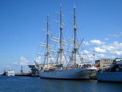 Dar Pomorza - Oddzial Centralnego Muzeum Morskiego