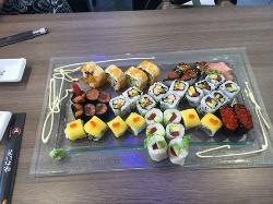 Amago Sushi