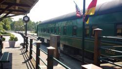 Jasper Train Depot