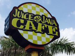 ‪Juice N Java Cafe‬