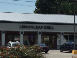 Lemonleaf Grill