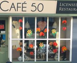 Number 50 Cafe