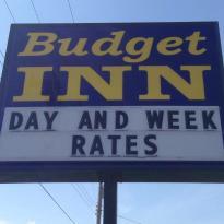 Budget Inn Belvidere