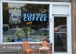 Blue Dot Coffee