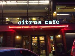 Citrus Cafe