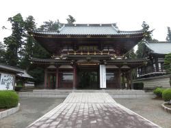 Mt. Fuji Omosu Honmonji Temple
