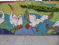 Hanoi Ceramic Mosaic Mural
