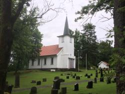 Veierland Church