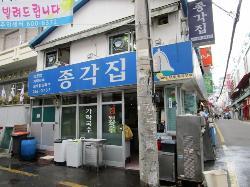 Gwangbokdong Food Street