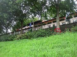 Bootshaus Ruderverein Emscher