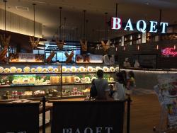 Baqet, Aeon Mall Okinawa Rycom