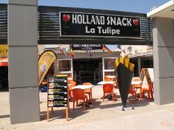 Snack la Tulipe
