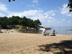 Plum Cove Beach