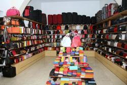 Paphos Market Leather Shop
