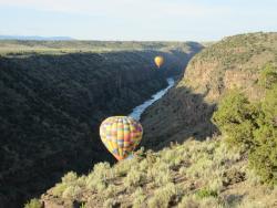 Taos Balloon Rides
